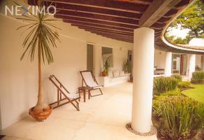 Foto de casa en renta en camino real a tepoztlan 6320, jardines de ahuatepec, cuernavaca, morelos, 12189729 No. 01