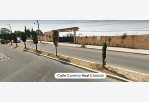Foto de terreno habitacional en venta en camino real cholula , la carcaña, san pedro cholula, puebla, 18991408 No. 01