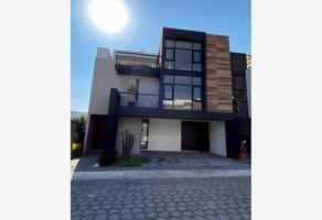 Foto de casa en venta en camino real cholula momoxpan 177, ex-hacienda la carcaña, san pedro cholula, puebla, 20184342 No. 01