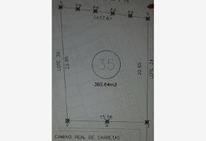 Foto de terreno comercial en venta en camino real de carretas 7, milenio iii fase b sección 10, querétaro, querétaro, 8606400 No. 01