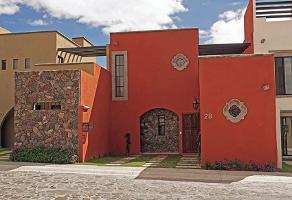 Foto de casa en venta en camino real de, lib. josé manuel zavala , independencia, san miguel de allende, guanajuato, 0 No. 01