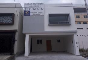 Foto de casa en venta en  , camino real, guadalupe, nuevo león, 11656167 No. 01