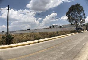 Foto de terreno habitacional en venta en camino real , la cabecera, almoloya de juárez, méxico, 13606185 No. 01