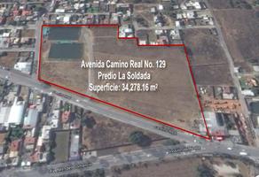 Foto de terreno habitacional en venta en camino real , la soledad, tláhuac, df / cdmx, 18347609 No. 01
