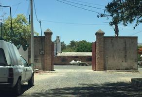 Foto de terreno habitacional en venta en camino real , las pintas, el salto, jalisco, 0 No. 01