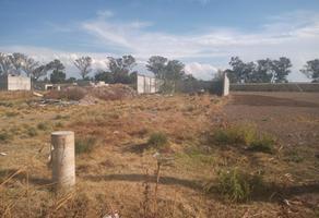 Foto de terreno habitacional en venta en camino , santa isabel ixtapan, atenco, méxico, 0 No. 01