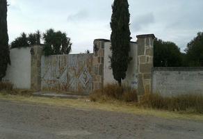 Foto de terreno comercial en venta en camino sin nombre , la palma, pedro escobedo, querétaro, 0 No. 01