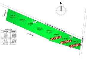 Foto de terreno comercial en venta en camino vecinal a colonia carrillo puerto , alejandro briones, altamira, tamaulipas, 7654122 No. 01