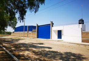 Foto de nave industrial en renta en camino vecinal huexotla , ahuehuetes, texcoco, méxico, 0 No. 01