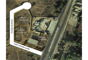Foto de terreno comercial en venta en  , camino verde (cañada verde), tijuana, baja california, 0 No. 01
