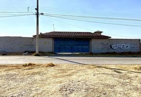 Foto de terreno habitacional en venta en camino viejo a san andrés , santa maría, zumpango, méxico, 0 No. 01