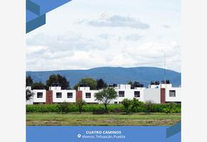 Foto de casa en venta en caminos 66, cuatro caminos, tehuacán, puebla, 0 No. 01