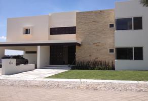 Foto de casa en condominio en venta en campanario de guadalupe , el campanario, querétaro, querétaro, 6427464 No. 01