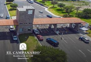Foto de terreno habitacional en venta en campanario de santo domingo , el campanario, querétaro, querétaro, 0 No. 01