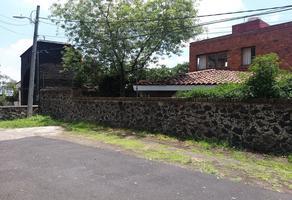Foto de terreno habitacional en venta en campanario , san pedro mártir fovissste, tlalpan, df / cdmx, 15875475 No. 01