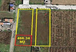 Foto de terreno habitacional en venta en campeche s/n , san cristóbal huichochitlán, toluca, méxico, 17024751 No. 01