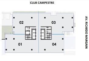 Foto de oficina en renta en campestre 1, zona san agustín campestre, san pedro garza garcía, nuevo león, 6345850 No. 02