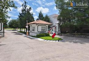 Foto de terreno habitacional en venta en campestre 100, campestre de durango, durango, durango, 0 No. 01