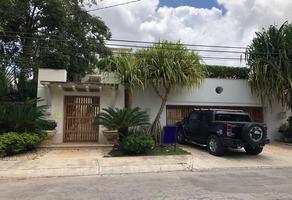 Foto de casa en venta en  , campestre, benito juárez, quintana roo, 17568732 No. 01