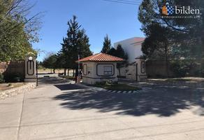 Foto de terreno habitacional en venta en  , campestre de durango, durango, durango, 6699414 No. 01