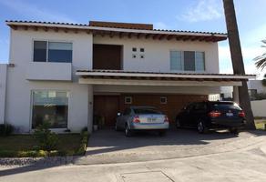 Foto de casa en venta en  , campestre la rosita, torreón, coahuila de zaragoza, 11839381 No. 01