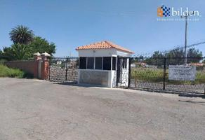 Foto de terreno habitacional en venta en  , campestre martinica, durango, durango, 20186070 No. 01