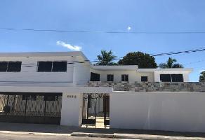Foto de casa en renta en  , campestre, mérida, yucatán, 14199852 No. 01