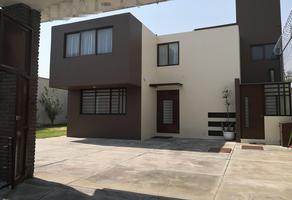 Foto de casa en renta en  , campestre metepec, metepec, méxico, 20146127 No. 01