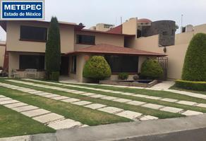 Foto de casa en renta en  , campestre metepec, metepec, méxico, 7210840 No. 01