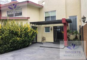 Foto de casa en renta en  , campestre metepec, metepec, méxico, 7487997 No. 01