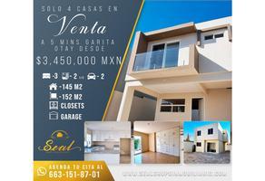 Foto de casa en venta en  , campestre murua, tijuana, baja california, 0 No. 01