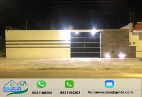 Foto de casa en venta en  , campestre, othón p. blanco, quintana roo, 18756803 No. 01