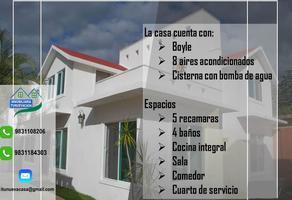 Foto de casa en renta en  , campestre, othón p. blanco, quintana roo, 0 No. 01