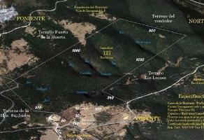 Foto de terreno habitacional en venta en  , campestre real del potosí, cerro de san pedro, san luis potosí, 7024056 No. 01