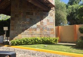Foto de terreno habitacional en venta en campestre residencial , colinas de santa anita, tlajomulco de zúñiga, jalisco, 0 No. 01