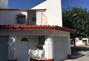 Foto de casa en renta en campo alegre , hacienda del rosario, ju?rez, chihuahua, 6593126 No. 01