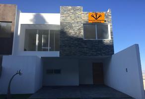 Foto de casa en venta en campo azul , el aguaje, san luis potosí, san luis potosí, 14008376 No. 01