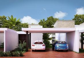 Foto de casa en venta en campo cielo , dzitya, mérida, yucatán, 0 No. 01
