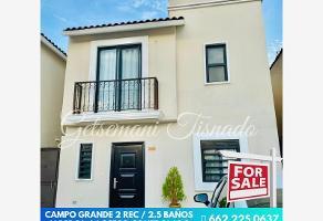 Foto de casa en venta en campo grande 0019, campo grande residencial, hermosillo, sonora, 0 No. 01