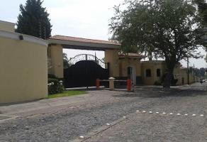 Foto de terreno habitacional en venta en campo nogal 34, los gavilanes poniente, tlajomulco de zúñiga, jalisco, 11075686 No. 01