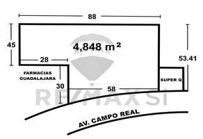 Foto de terreno comercial en renta en campo real , residencial el refugio, querétaro, querétaro, 0 No. 01