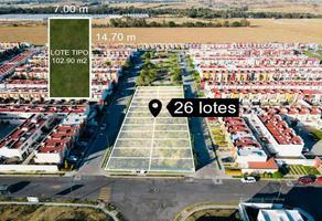 Foto de terreno habitacional en venta en  , campo real, zapopan, jalisco, 0 No. 01