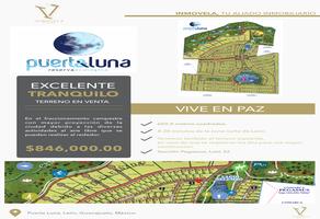 Foto de terreno habitacional en venta en  , cañada de ricos, lagos de moreno, jalisco, 12529841 No. 01