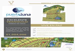 Foto de terreno habitacional en venta en  , cañada de ricos, lagos de moreno, jalisco, 12529846 No. 01