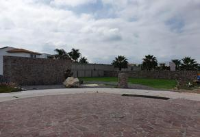 Foto de terreno habitacional en venta en cañadas 1, cañadas del lago, corregidora, querétaro, 17676826 No. 01