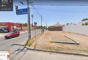 Foto de terreno habitacional en renta en cananea s/n , zona norte, cajeme, sonora, 12574375 No. 01