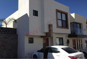 Foto de casa en renta en canarios 27, desarrollo habitacional zibata, el marqués, querétaro, 0 No. 01