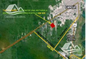 Foto de terreno habitacional en venta en  , cancún centro, benito juárez, quintana roo, 15154380 No. 01