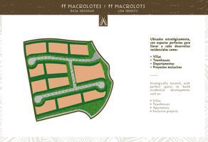 Foto de terreno habitacional en venta en cancun - chetumal, chacalal 121 , ciudad chemuyil, tulum, quintana roo, 0 No. 01