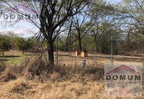 Foto de terreno habitacional en venta en  , canoas, montemorelos, nuevo león, 19126021 No. 01